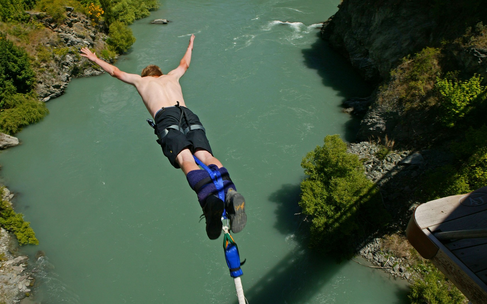 Bungy Jumping New Zealand North Island